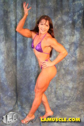 La Muscle Liz Kinsella Photoshoot