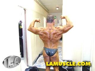 LA Muscle :: NABBA Britain Finals 2006