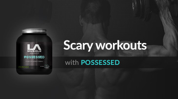 Scary Workouts with Possessed