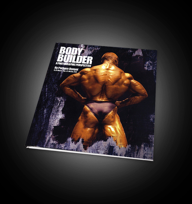 Body Builder, the book
