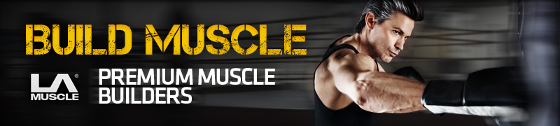Build Muscle with LA Muscle Supplements