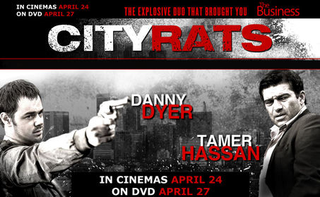 Tamer Hassan in City Rats