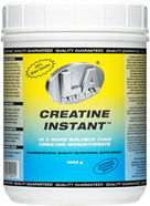Creatine instant by LA Muscle