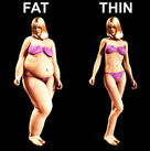 Fat to thin to fat?