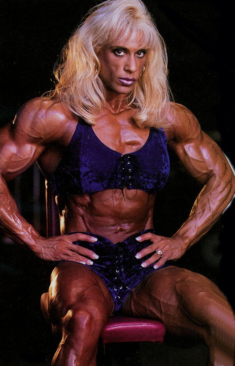 Lesbian Female Bodybuilder 50