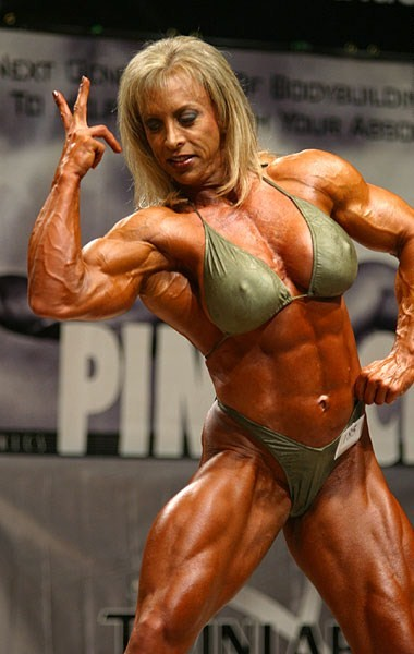 Shocking female bodybuilding photos, pics of female