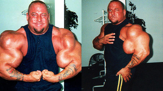 Top 10 BIGGEST arms of all time Who has the biggest arms in the world?