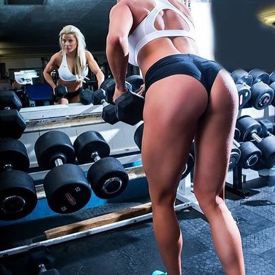 Jennie Bliss Personal Trainer, fitness model