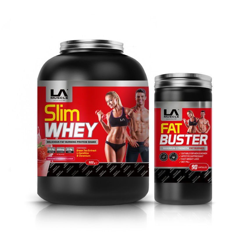Slimmers Deal, Slim Whey And Fat Buster Weight Loss