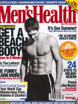 Men's Health July 2006