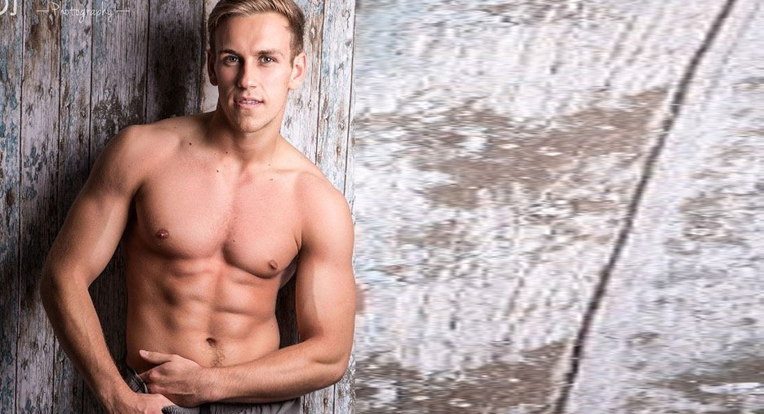 Mr England Winner hopes to win Mr World