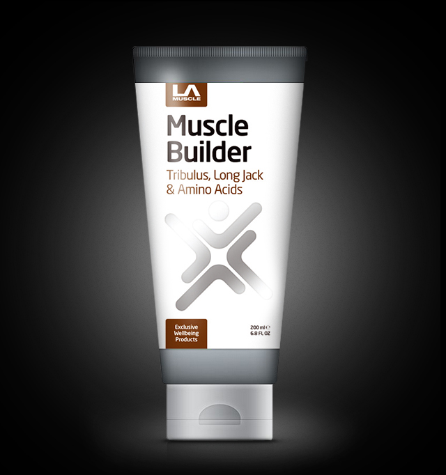 Muscle Builder Gel