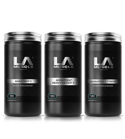 Vitamins & Supplements Norateen Anabolic Pack