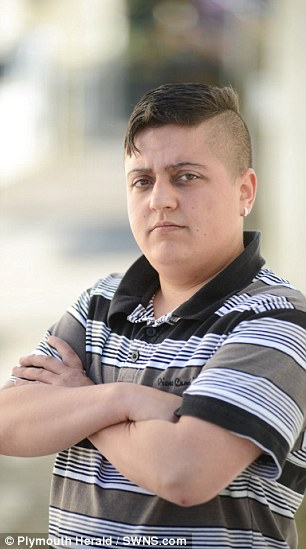 Transgender man discriminated against