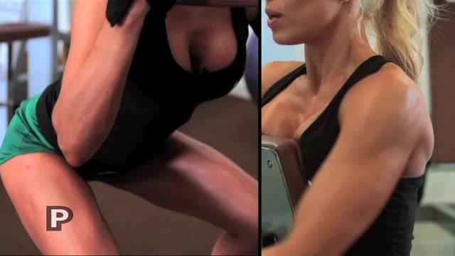 Sexy Workout 3 Biceps & Triceps