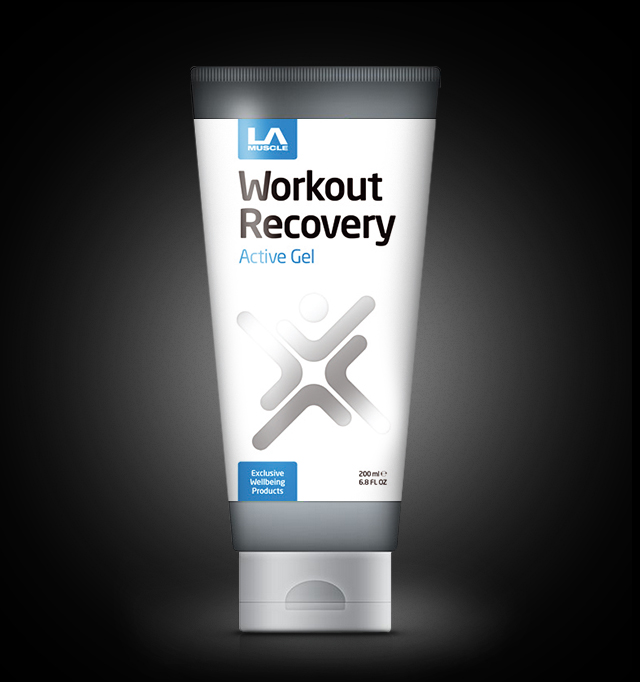 Workout Recovery Active Gel