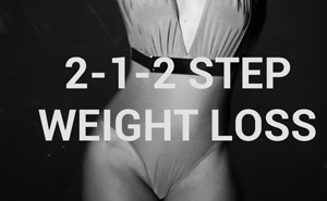 2-1-2 Step Weight Loss Regime