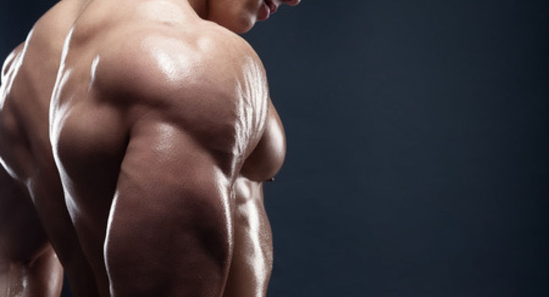 Build Real Eye-Poppin' Delts!