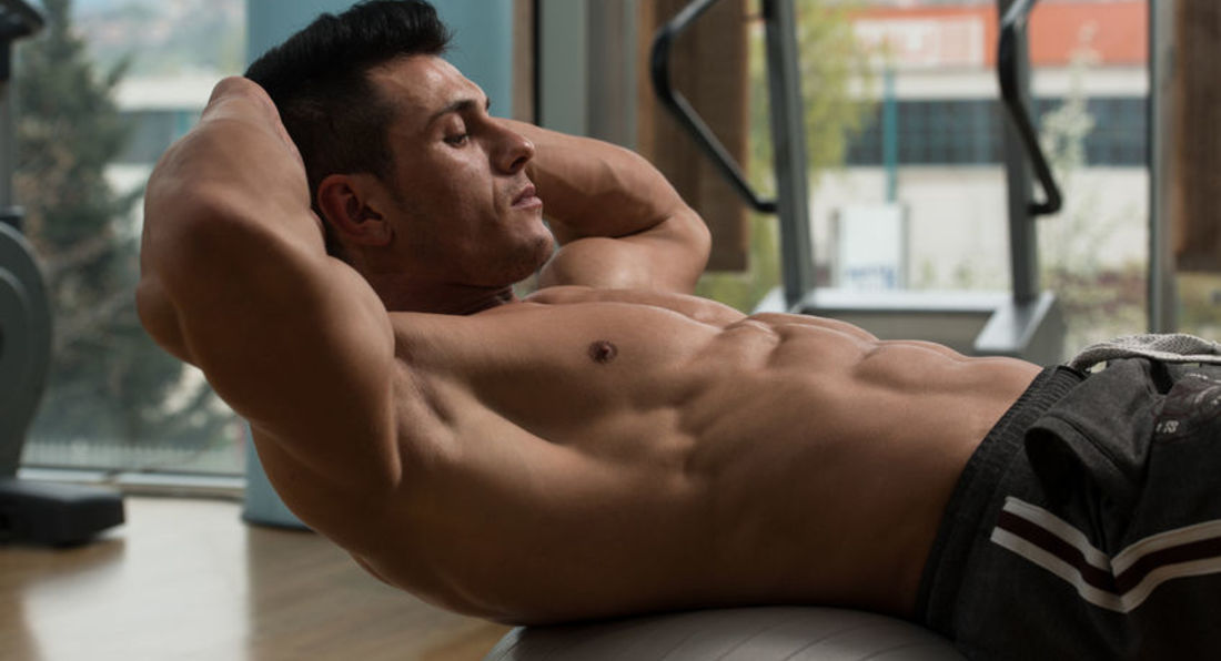 Rock Hard Abs In 15 Mins