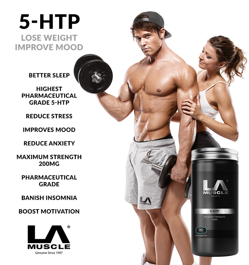 5-HTP Pharmaceutical Grade Supplement