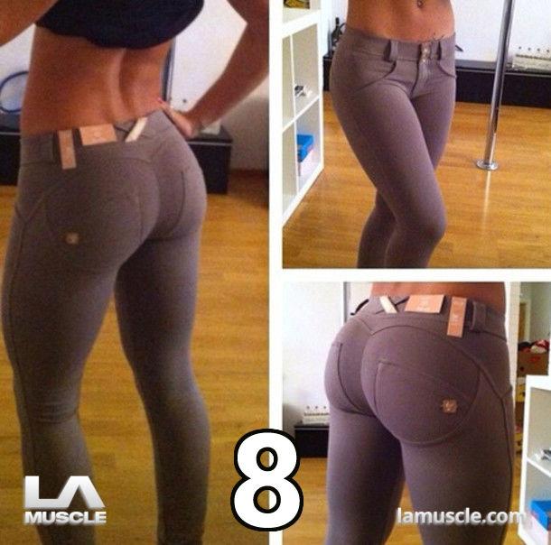 Top 20 Best Yoga Pants & Tight Gym Leggings Photos