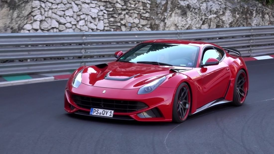 Ferrari F12: Aftermarket v Stock cars - Shot in beautiful Monaco!