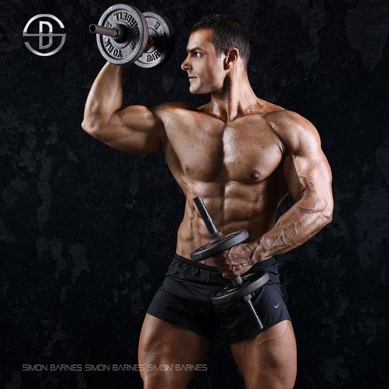 Muscle Model Alistair Richardson