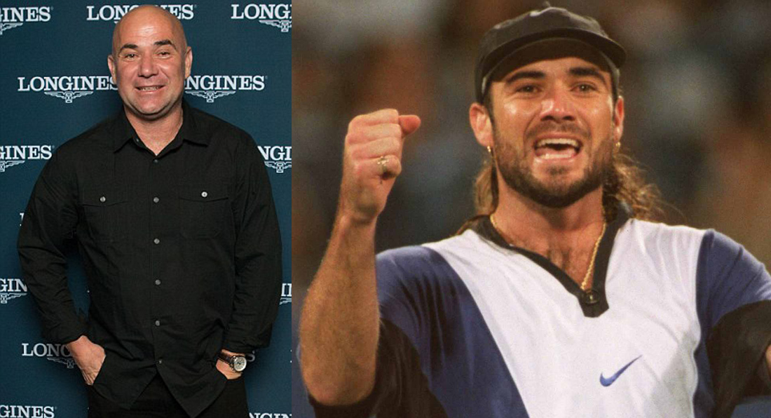SHOCKING: Andre Agassi