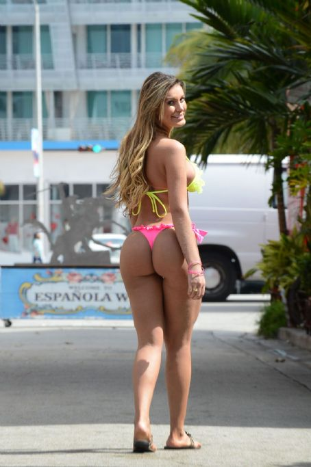 Andressa Urach Miss Bum Bum