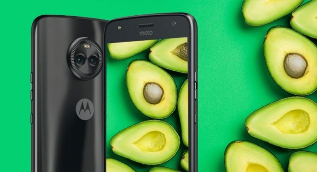 Man Buys Brand New Smartphone With Avocados