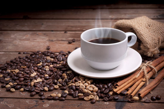 Drink black coffee to help with weight loss
