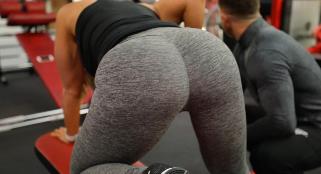 BOOTY training like no other