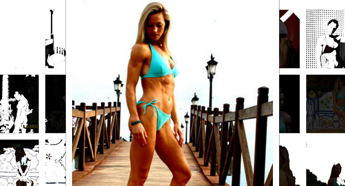 Caroline Pearce diet secrets