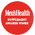 Men's Health Supplement Awards Winner