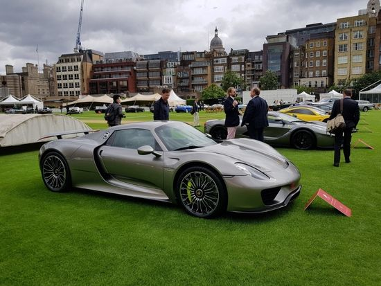 City Concours Event London