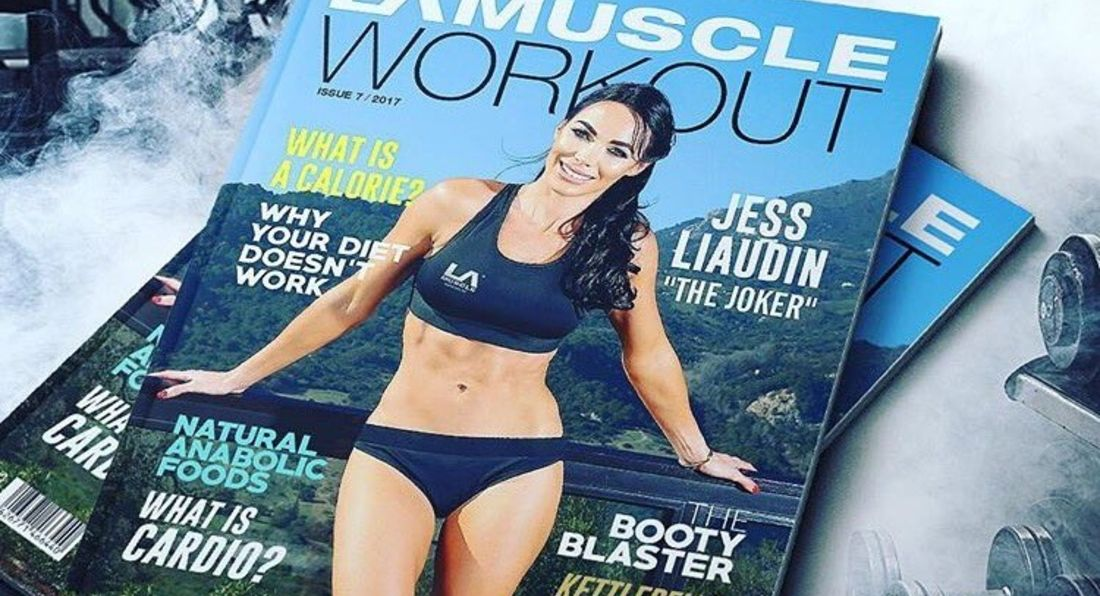 The Brand New LA Muscle Workout Magazine Issue 7