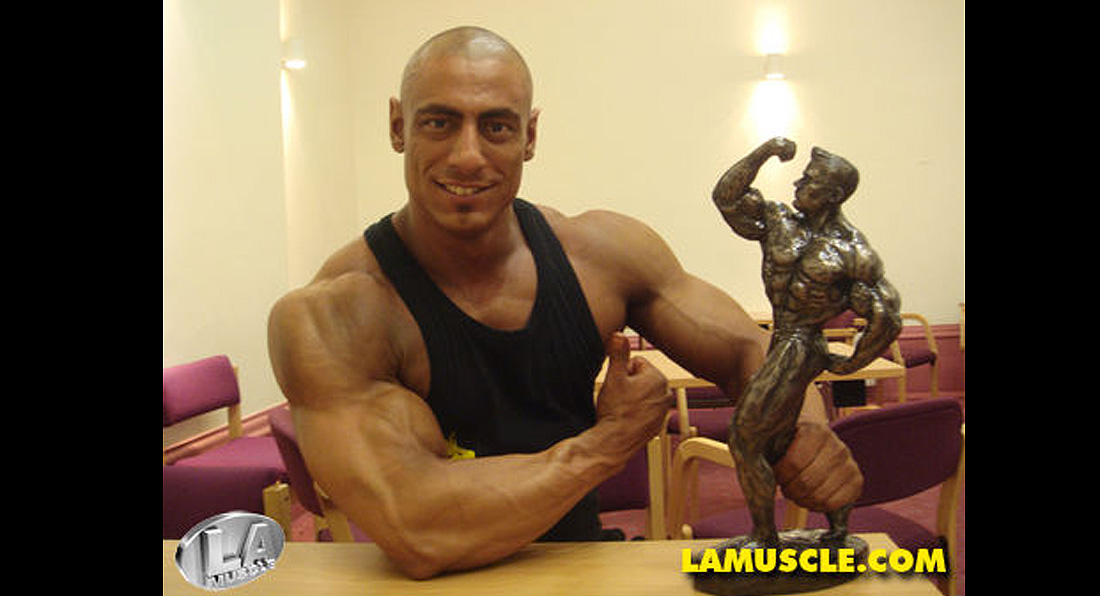 Dan Jumaa Photos, Winner UKBFF