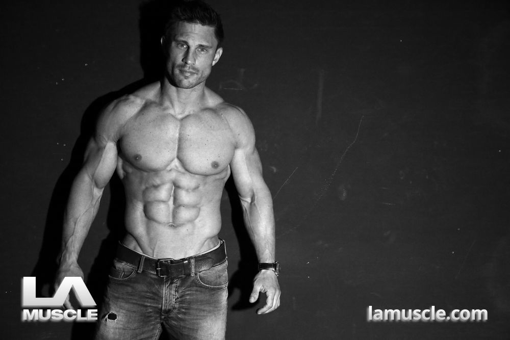 Le Male: LA Muscle male fitness bodies, physiques to aspire to