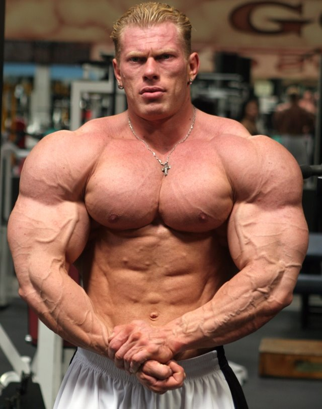 Dennis Wolf, biggest bodybuilder