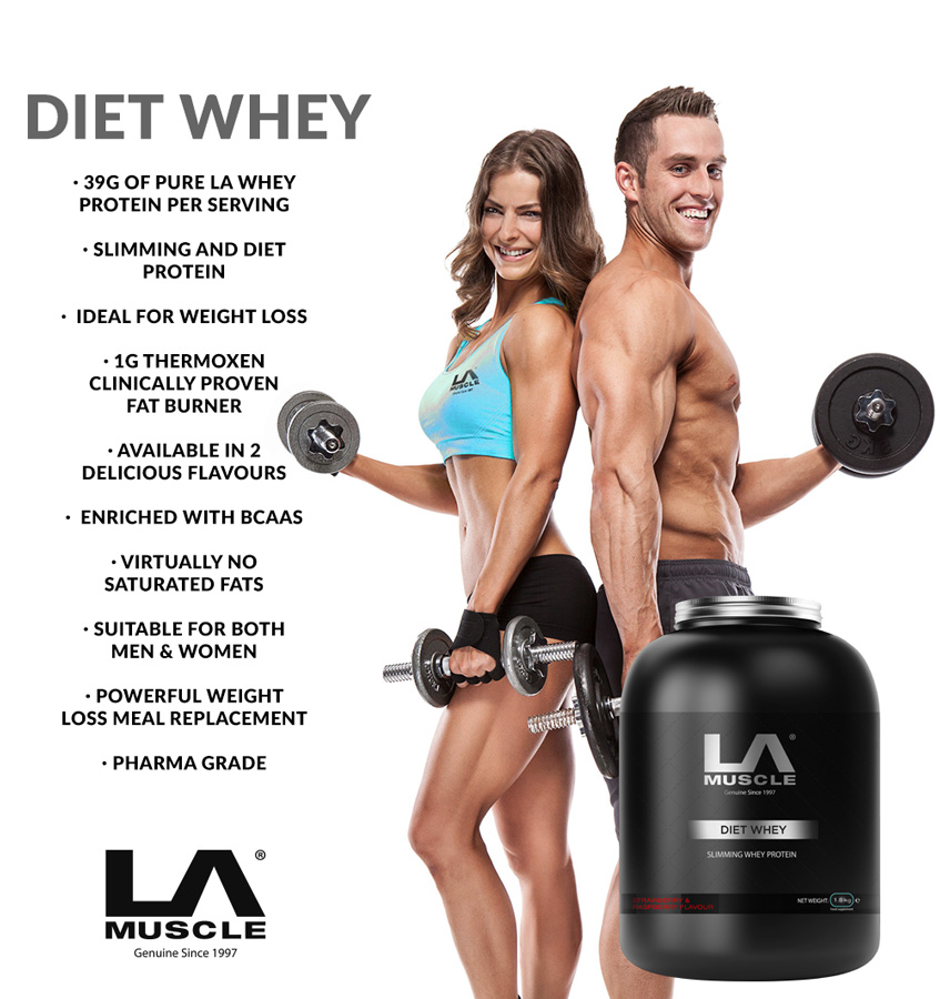 all whey protein for weight loss