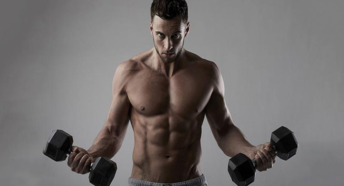 Try This Dumbbell Workout To Strip Fat & Build Muscle Fast