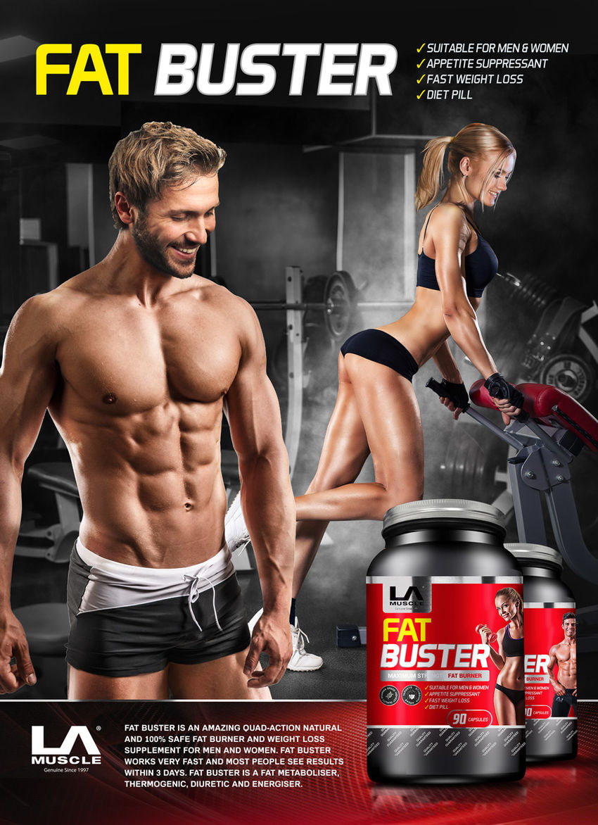Fat Buster Weight Loss supplement