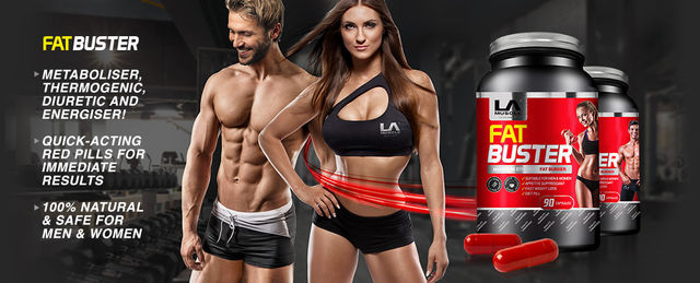 New Fat Buster Weight Loss Supplement