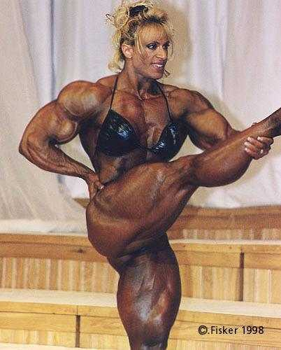 Female bodybuilder, female bodybuilding photos