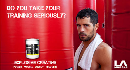 The ONLY Creatine
