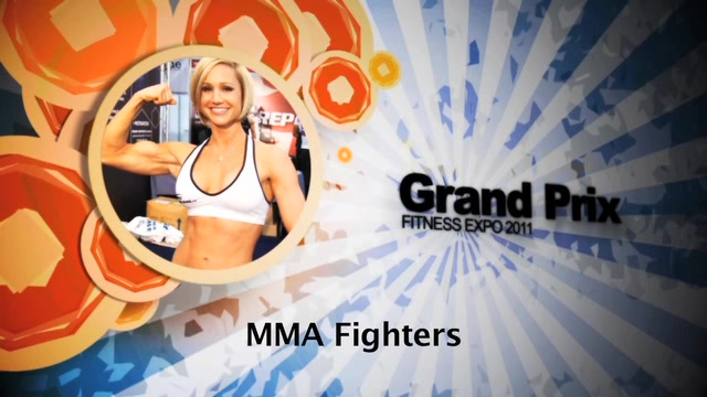 Grand Prix Expo MMA Fighting