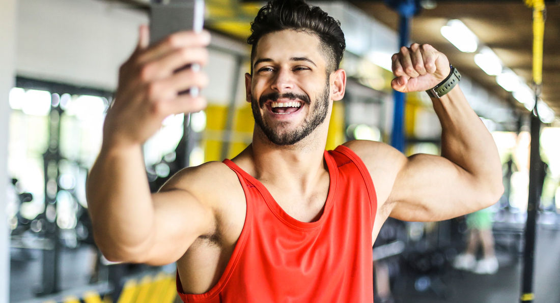 How To Take Better Gym Photos