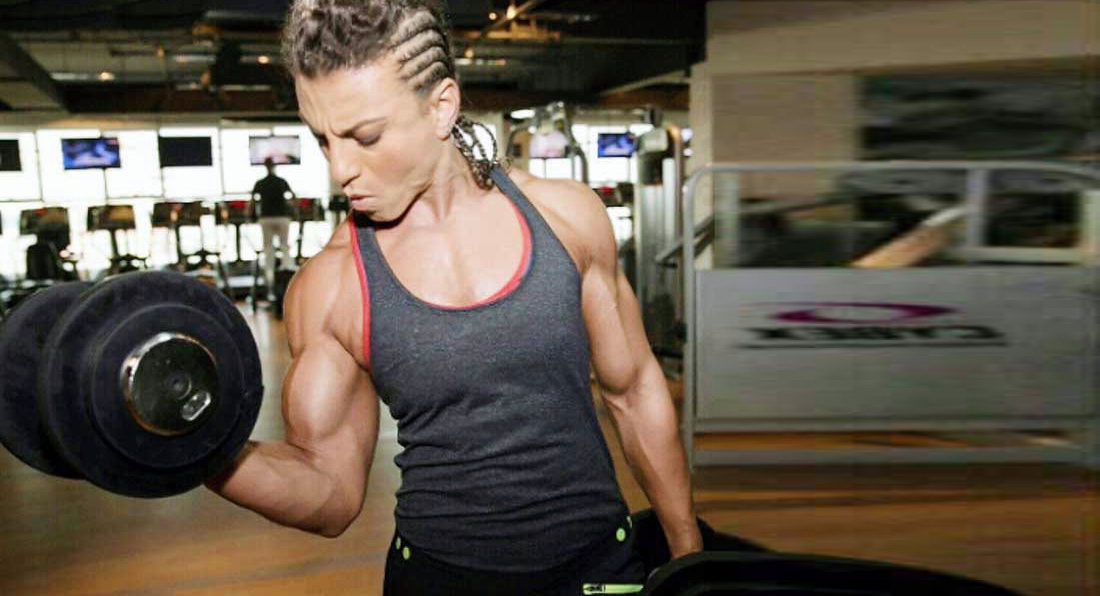 Meet Bahrain's first female bodybuilder