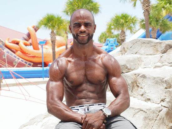 Hassan Banks Bodybuilder