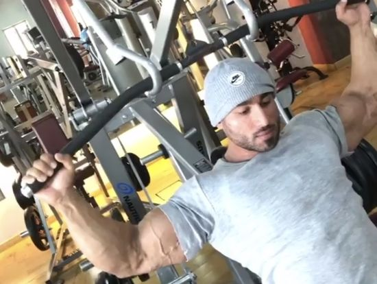 "Celebrity Trainer Zee ""Shredded Diesel"""
